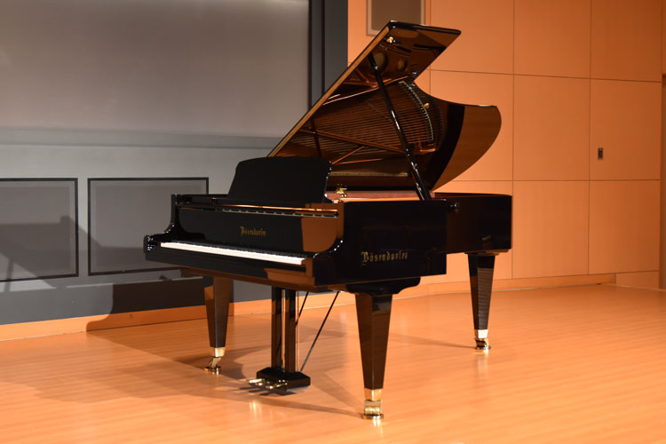 「ベーゼンドルファー」世界の3大ピアノ(カナリアホール)