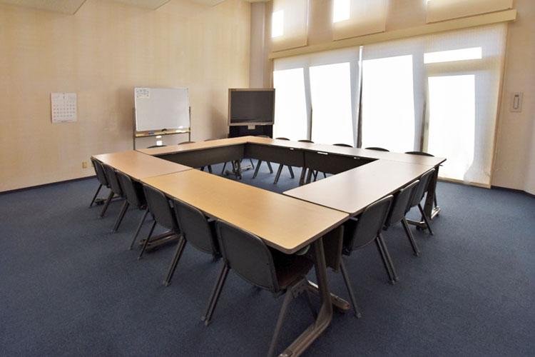 小会議室(地域農業技術習得学習室)