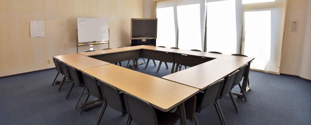 小会議室(地域農業技術習得学習室) 八田ふれあい情報館